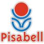 Logo Pisabell - Comércio e Distribuição de Produtos Alimentares, Lda