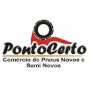 PontoCerto - Comércio de Pneus Novos e Usados