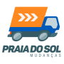 Logo Praia do Sol, Costa da Caparica - Mudanças e Transportes
