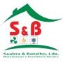 Logo Seabra & Botelho, Lda