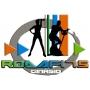 Logo Rodafits Ginásio - Silhueta Exemplar