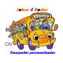 Sobre 4 Rodas - Transporte de Crianças