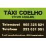 Logo Taxi Coelho