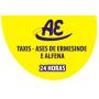 Logo Táxis Ases de Ermesinde Ace