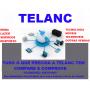 Logo Telanc - Telecomunicações