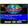 Logo Transmuda24 - Mudanças Nacionais e Internacionais Low Cost