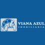 Logo Viana Azul-Castelvia, Sociedade Mediação Imobiliária, Lda