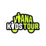 Logo Viana Kids Tour - Transporte de Crianças e Jovens