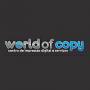 Logo World Of Copy - Centro de Impressão Digital e Serviços